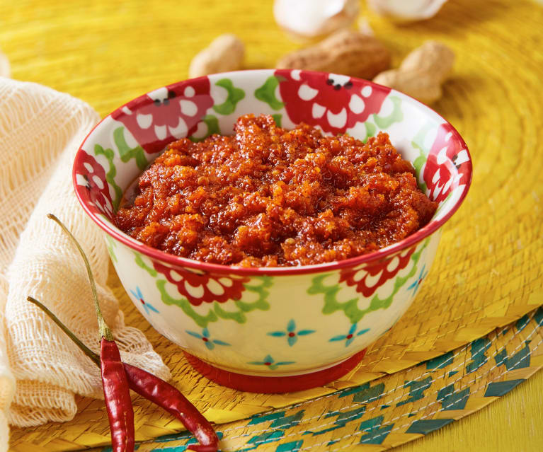 salsa de chile de arbol para el dia del taco