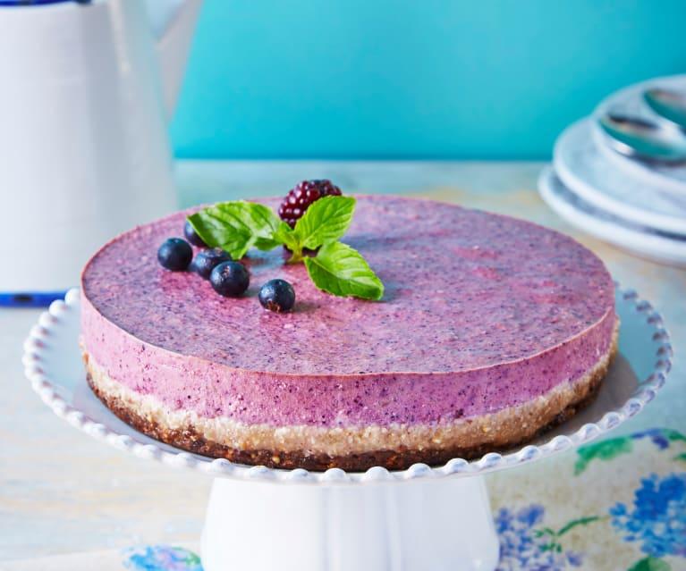 Cheesecake (vegano y sin gluten)